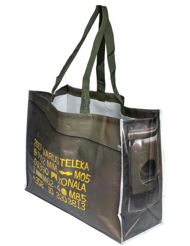 Varusteleka Recyclable Tote Bag