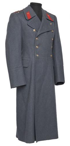 Soviet officer's greatcoat #6