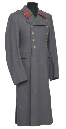 Soviet officer's greatcoat #7