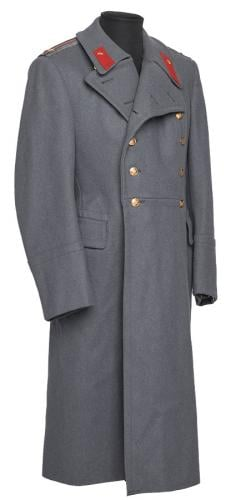 Soviet officer's greatcoat #8