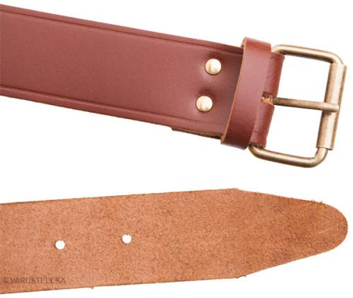 Särmä leather belt, 40 mm.