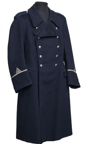 Finnish police greatcoat