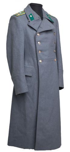 Soviet officer's greatcoat #9