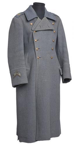 Finnish M36 greatcoat #3