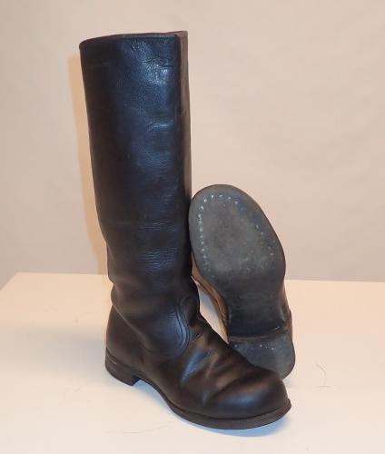 Soviet officer's field boots #2