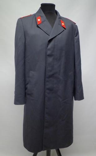 Soviet officer's overcoat #1