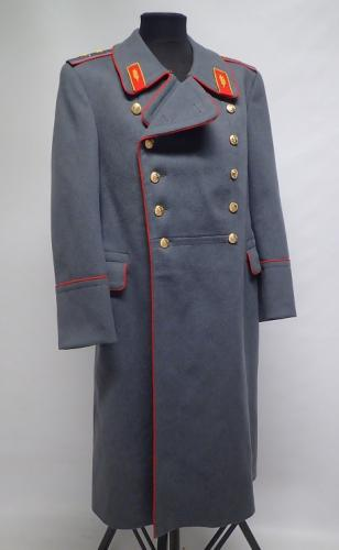 Soviet officer's greatcoat, Lieutenant General