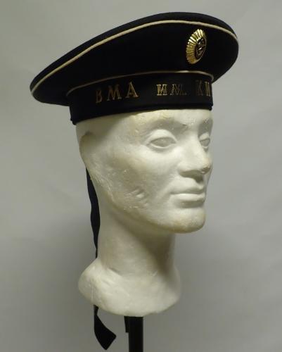 Soviet sailor hat, black, surplus