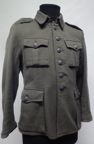 Finnish M36 wool tunic #6