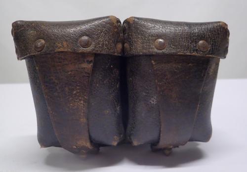 Soviet WW2 Mosin-Nagant ammo pouch #4