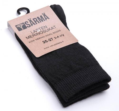 Särmä Kids Merino Wool Socks.