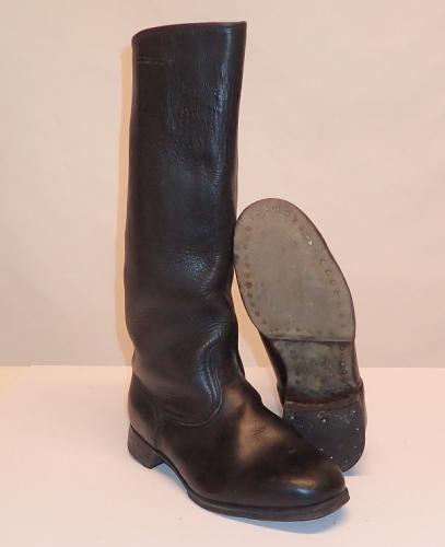 Soviet officer's field boots #3
