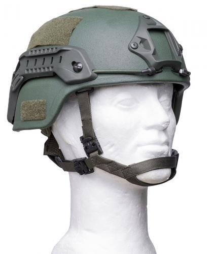PGD MICH helmet, NIJ IIIA