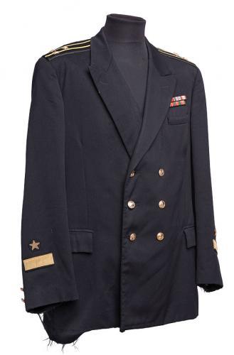 CCCP navy coat, Captain, 56-4