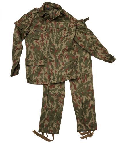 Russian VSR camouflage uniform, old model #1