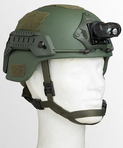 Princeton Tec Remix Pro MPLS headlamp. NVG adapter plate included for helmet-mounting