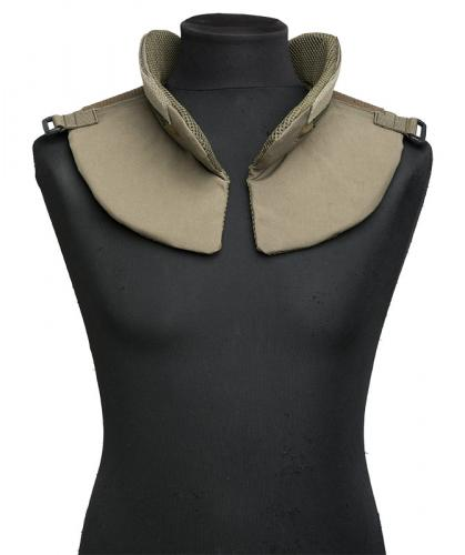 Sioen Tacticum collar/shoulder protection, NIJ IIIA