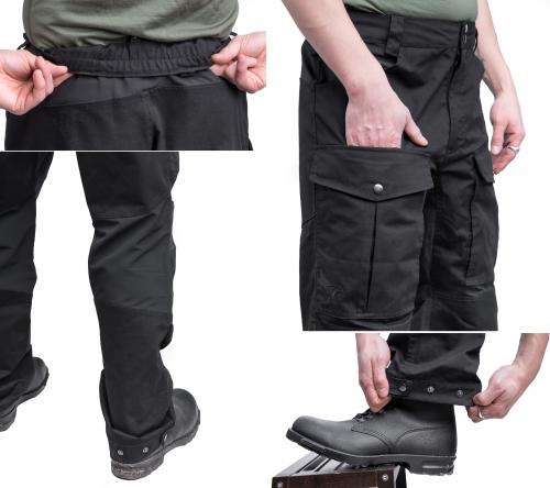 Särmä Outdoor Pants.