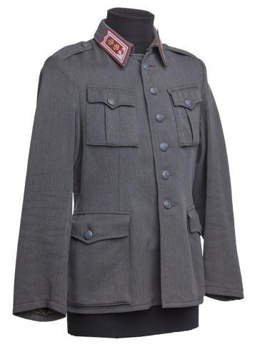 Finnish M36 wool tunic #9