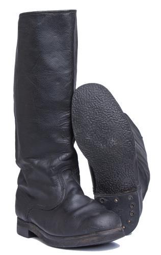 Soviet officer's field boots #4