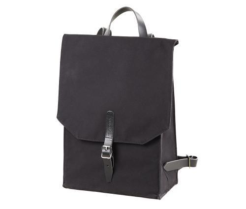 Savotta 101 backpack - Harri Koskinen, black