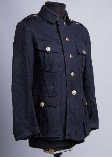 German / Finnish fireman's wool tunic #3