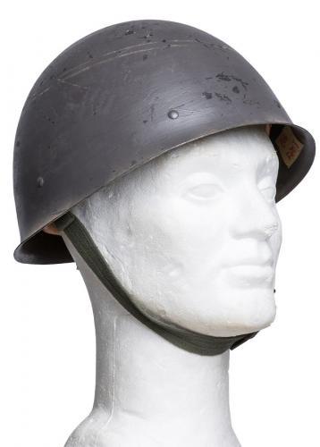 Finnish M60 steel helmet, surplus