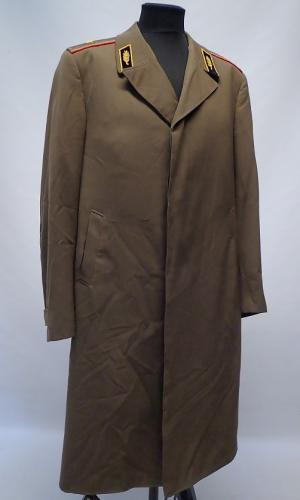 Soviet officer's overcoat #2