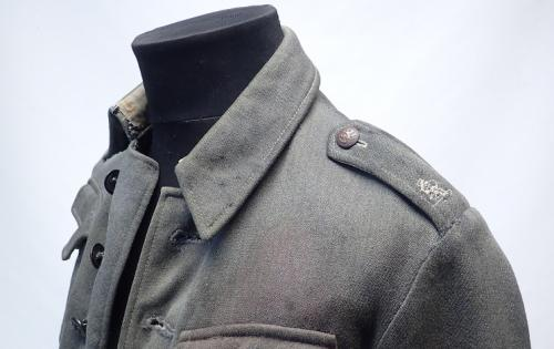 Finnish M36 wool tunic #10.