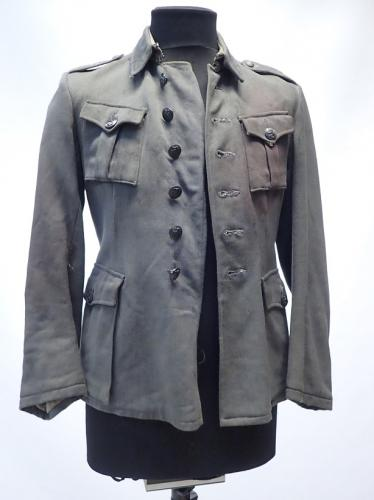 Finnish M36 wool tunic #10