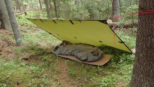 Therm-A-Rest ProLite 4 Military R Sleeping Pad.