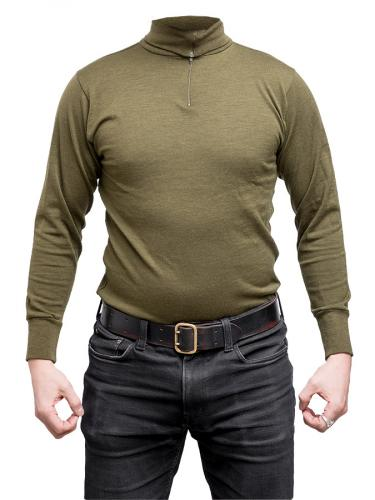 Italian Turtleneck Shirt, Surplus