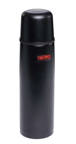 Thermos FBB 750 ml w/ threaded cap, matte black