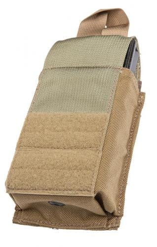 Eagle Industries SCAR-H (MP1) Fort Bragg Magazine Pouch, Coyote Brown, surplus
