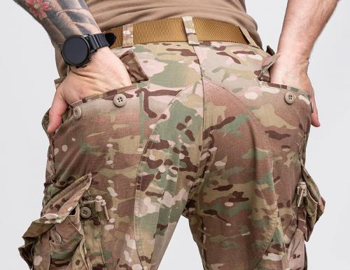 US FRACU Pants, OCP, surplus. Just look at these back pockets!