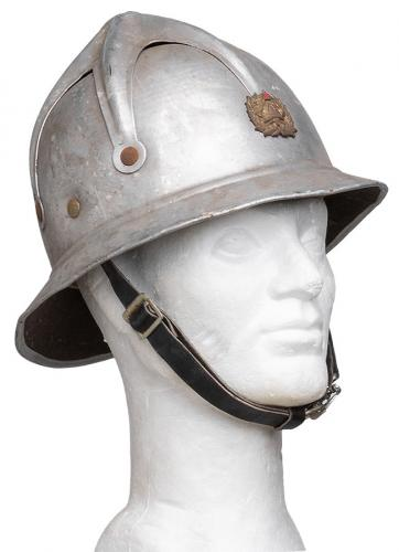 JNA fireman helmet, surplus