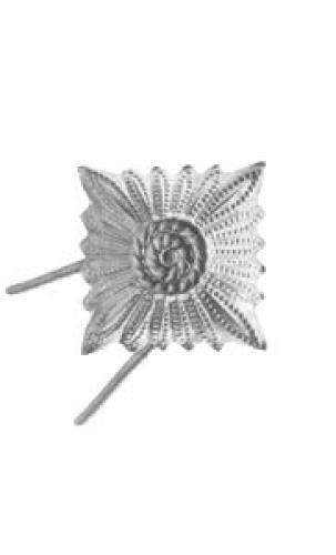 NVA rank pip, silver