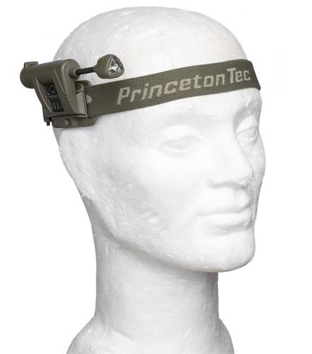 Princeton Tec Charge MPLS. In its simplest form the Charge works as a headlamp.