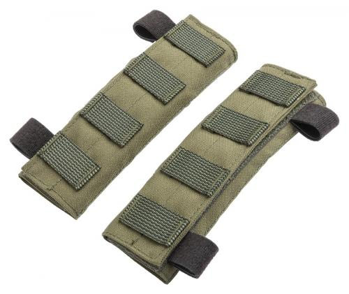 Särmä TST PC18 shoulder pads.