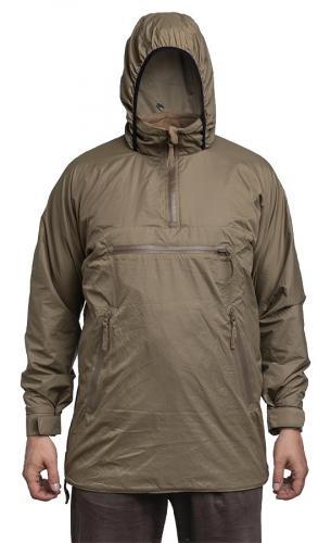 "British PCS ""Buffalo Shirt"" thermal anorak, surplus"