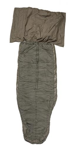 French M63 sleeping bag, surplus