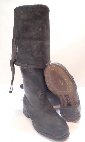 Soviet riding boots, unbelievable