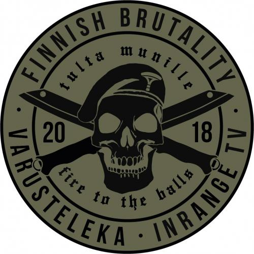 Finnish Brutality 2018 Ticket 8th & 9th of August