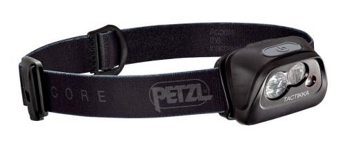 Petzl Tactikka Core headlamp, black