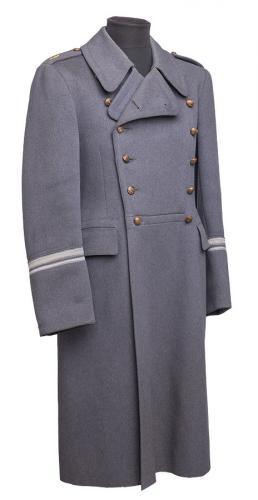 Finnish M36 greatcoat #5