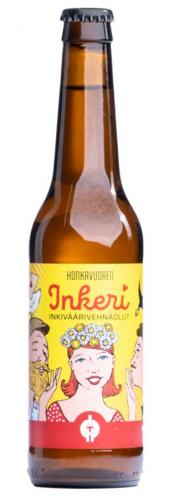 Honkavuori Inkeri Ginger Wheat Beer