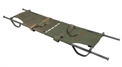 Swedish folding stretchers, surplus