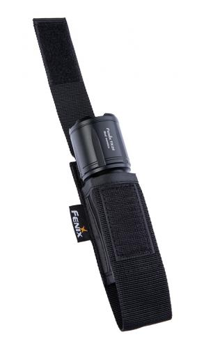 Fenix TK25 RED flashlight. High quality belt pouch included.