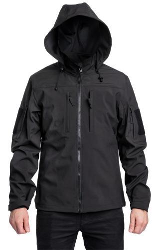 Särmä Softshell Jacket, Black