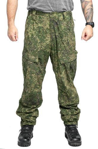 "Russian VKBO ""Digiflora"" softshell trousers, surplus"